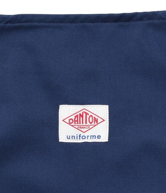サロン アダム エ ロペ ホーム   【DANTON uniforme】TWILL BIB APRON - 4