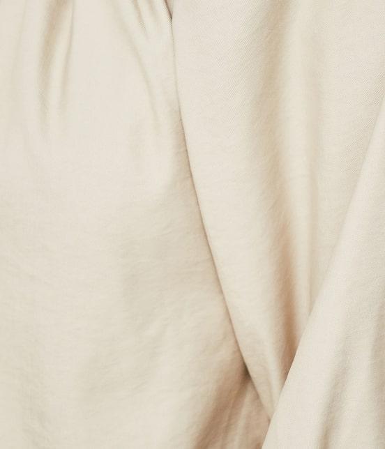 ロペピクニック | 衿タックノーカラーショートブルゾン - 6