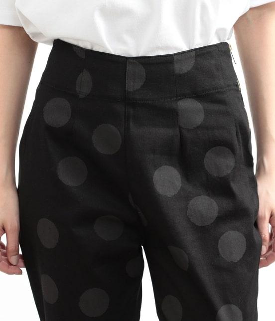 サロン アダム エ ロペ ウィメン | 【Polka Pants】Kitchen PANTS - 4
