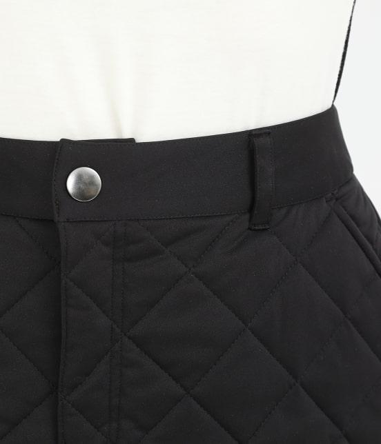 ジュン アンド ロペ | 【予約】【撥水】【防風】キルティングスカート - 6