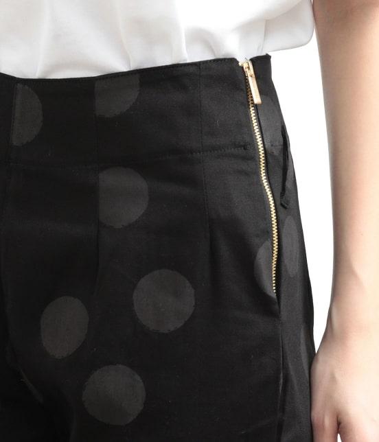 サロン アダム エ ロペ ウィメン | 【Polka Pants】Kitchen PANTS - 5