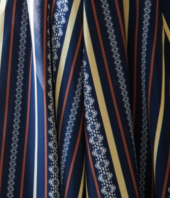 ロペピクニック | 【meiji THE Chocolate×ROPE' PICNIC】タックギャザースカート - 4