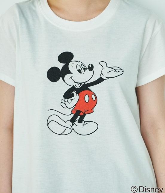 ロペピクニック   【DISNEY(ディズニー)】 MICKEY Tシャツ - 6