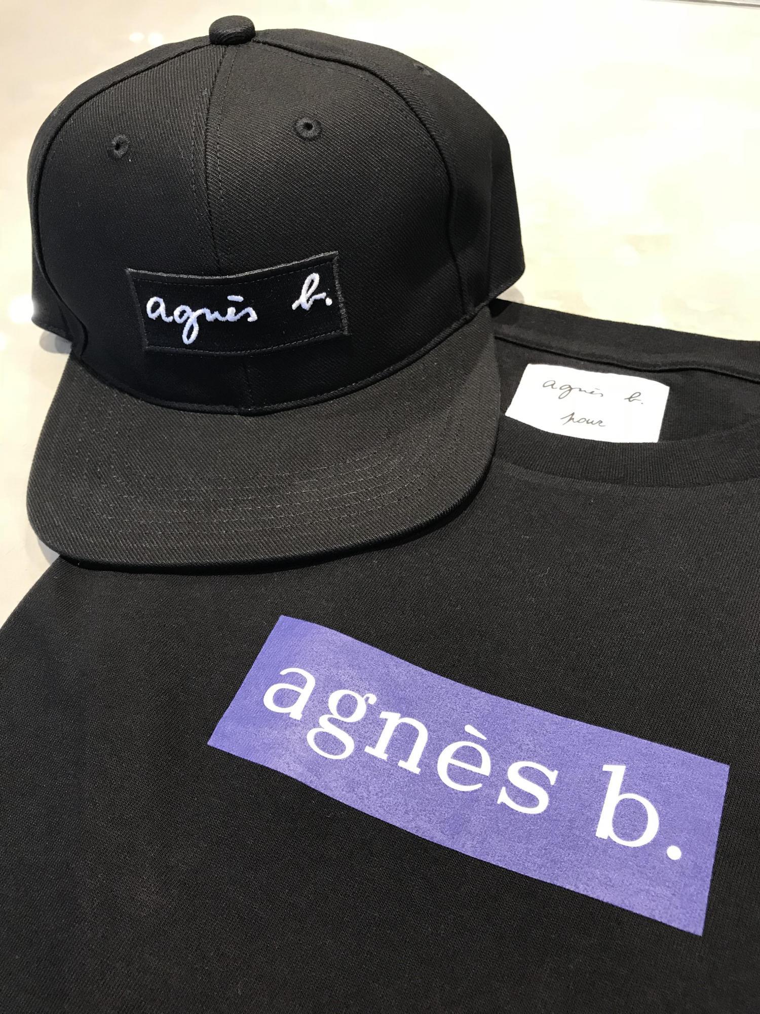 5a04db90947 本日発売[agnès b.]